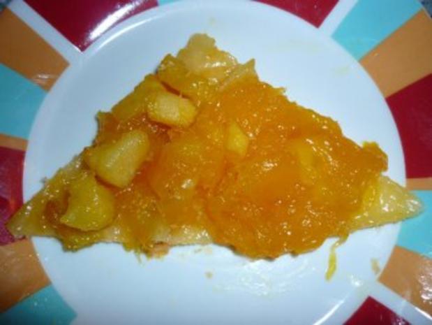 Apfel- Mangotarte - Rezept - Bild Nr. 3