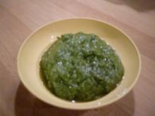 Ruccola Pesto - Rezept