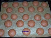 Backen: Kakao-Kugeln mit Nüssen oder Mandeln - Rezept