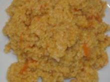 Bulgur pilav - Rezept