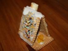 Weihnachtsmann - Haus - Rezept