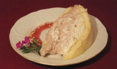 Zuccotto-Torte mit Schoko-Nuss-Füllung - Rezept