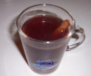 Getränk: Alkoholfreier Punsch - Rezept