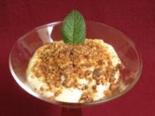 Ananas-Traum mit karamellisierten Mandeln - Rezept