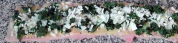 "gefüllter Schweinelachsbraten "" Cordon Bleu Extra"" - Rezept - Bild Nr. 6"