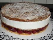 Spekulatius-Streusel-Torte - Rezept
