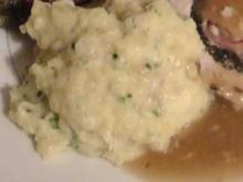 selbstgemachte Stampfkartoffeln - Rezept