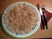 Fleischwurst mit Musik - Rezept