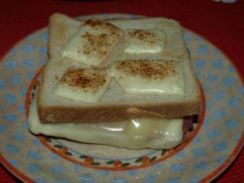 Rezept: Raclette Toast