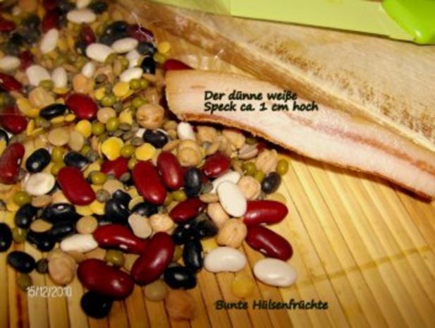 Bunte Hülsenfrüchte-Eintopf - Rezept - Bild Nr. 2