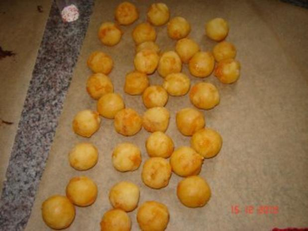 Konfekt : Aprikosen-Marzipan-Bissen - Rezept - Bild Nr. 6