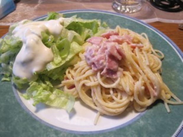 Spaghetti Carbonara - Rezept - Bild Nr. 3