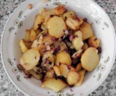 "Bratkartoffeln ""klassisch"" - Rezept"