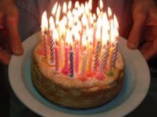 Mini-Käsekuchen ohne Boden zum Geburtstag für unseren *Abteilungs-Chef* - Rezept