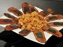 Tapas & Fingerfood: Kartoffel-Salbei-Chips - Rezept