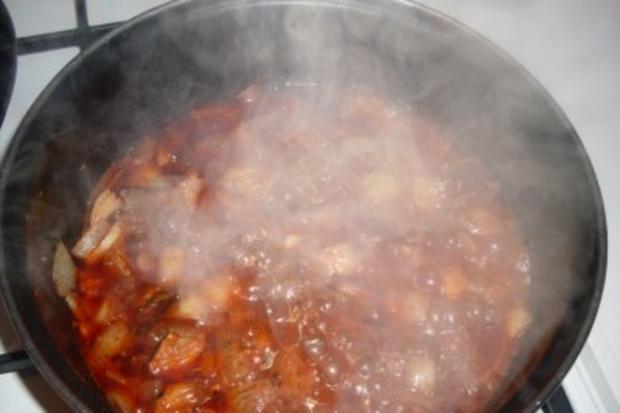Paprika - Gulasch... - Rezept - Bild Nr. 3