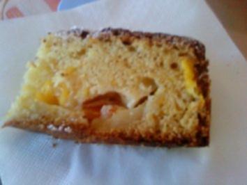 Zwergi's Apfelsinen - Apfel - Kuchen mit toll weihnachtlicher Note - Rezept
