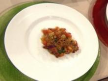 Gefüllte Roulade von der Pute mit aromatisiertem Reis (Ayman) - Rezept