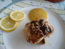 FISCH : SEETEUFEL mit Safransoße - Rezept
