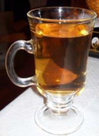 Rezept: Apfelpunsch mit Calvados