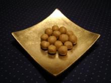 Weihnachtsplätzchen - Besan Laddu - Rezept