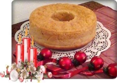 Rezept: Brot - Weihnachtsbrot