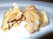 DIM SUM mit Krabben-Kalbfleisch-Füllung - Rezept