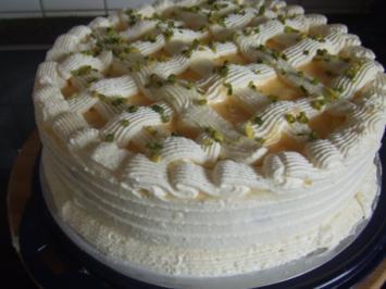Rätsel-Torte - Rezept