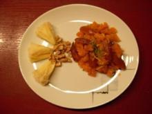 Frutti e formaggio - Rezept