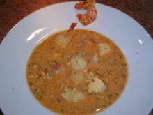 Fischsuppe, provencialisch  mit Pernod  (ein tolles leckeres Hauptgericht) - Rezept