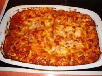 lasagne ohne bechamelsauce