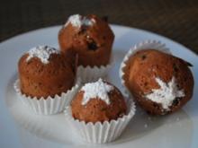Mini-Honigkuchen-Muffins - Rezept