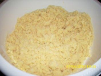 Apfelstreuselkuchen - Rezept