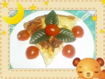 Spaghetti-Frittata - Rezept