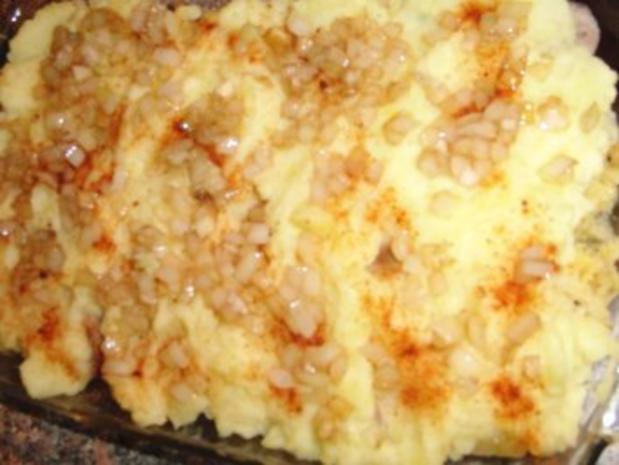 Der Resteauflauf mit Wirsingkohl und Kartoffeln war ein Gedicht - Rezept - Bild Nr. 4