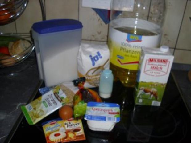 Früchte-Quark-Öl-Teig Stollen - Rezept - Bild Nr. 2