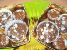 Knopper  Muffins variante Hanuta mit Schokoladenüberzug ! - Rezept
