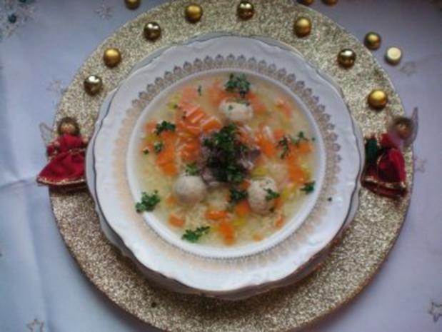 Festtags-Suppe - Rezept - Bild Nr. 2