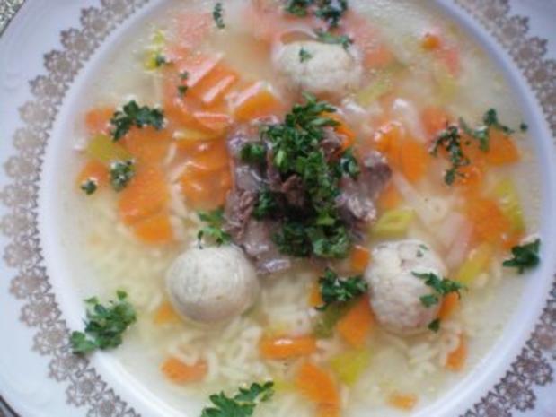 Festtags-Suppe - Rezept - Bild Nr. 3