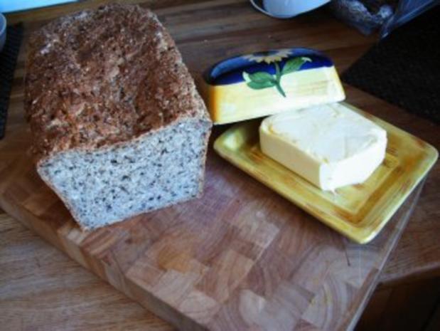 rein richtiges kerniges Brot - Rezept - Bild Nr. 2