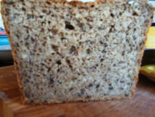 rein richtiges kerniges Brot - Rezept - Bild Nr. 3