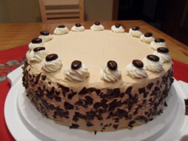 Kaffee- Torte - Rezept - Bild Nr. 3