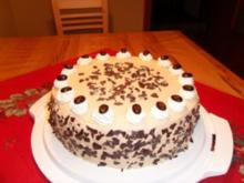 Kaffee- Torte - Rezept - Bild Nr. 2