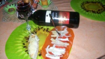 Irenes schnelles Fantasie - Abendbrot - Rezept