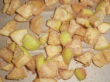 Gewürzäpfel - Rezept