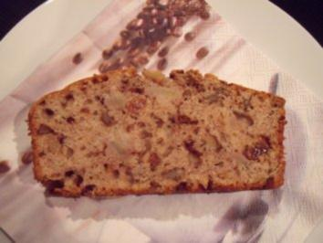 Walnut-Banana-Bread - Rezept