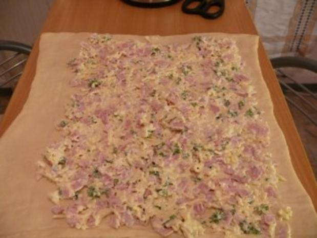 Pizzaschnecken - Rezept - Bild Nr. 5
