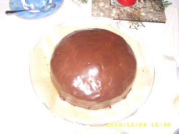 Schokoladen - Torte - Rezept