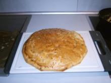 Speck - Kuchen - Rezept