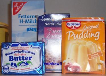 Füllung: Buttercreme - Rezept